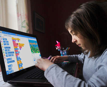 Video Game Design with Scratch - Part I Image