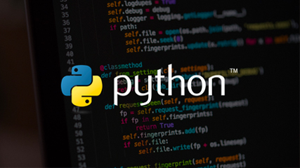 Data Science with Python Image